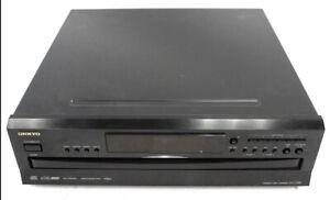 ONKYO DX-C390 6-Multi Disc CD Changer In Black