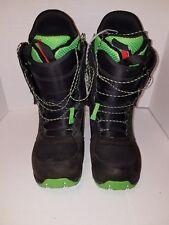 Burton Mens SLX Boots size 8 Snowboarding