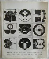 New York Series Kawashima Photograph For Waddell Gallery 1967
