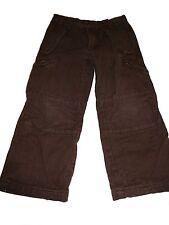 Paglie tolle warme Jeans Hose Gr. 104 braun !!