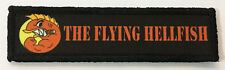 1x4 Simpsons Fighting Hellfish Morale Patch Tactical Military Army Funny Flag