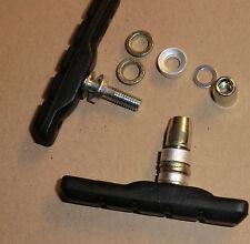 Bremsschuhe V-Brake 70 mm Schraubbefestigung