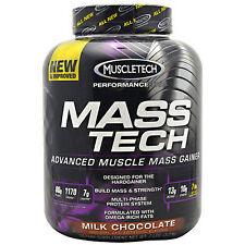 Muscletech Mass Tech Performance Series Milk Chocolate