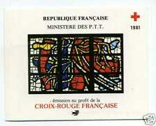 FRANCE - 1981 - carnet Croix Rouge 2030 - neuf**