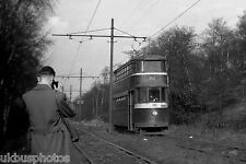 Leeds Corporation Tramcar 582 Middleton Woods Tram Photo
