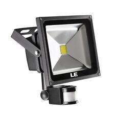 LE 30W LED Waterproof Security Spot Lights with PIR Motion Sensor Flood Light