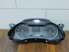 Audi A4 8K Tacho Kombiinstrument 8K0920950A Benzin Combi Instrument USA