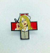 Elle Driver Kill Bill Retro Movie Metal Enamel Pin Badge