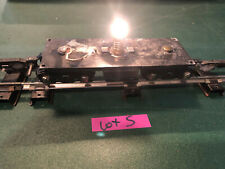 American Flyer Lines S Train DIECAST Metal Frame 630 Reading Caboose w/Link LotS