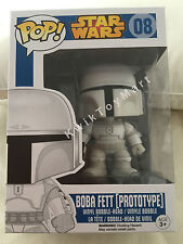 Funko POP! Vinyl STAR WARS NO. 8 Boba Fett Prototype Armor Exclusive