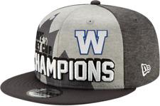 Winnipeg Blue Bombers New Era 2019 CFL Grey Cup Championship Cap Hat SnapBack