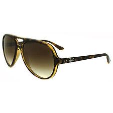 Ray-Ban Gafas de sol Gatos 5000 4125 710/51 Marrón Habano