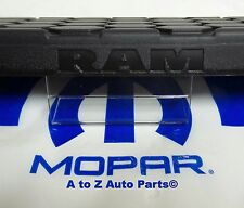 NEW 2009-2018 Dodge Ram 1500-3500 Tubular Side Replacement STEP PAD, OEM Mopar