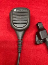 New Listingx3 Motorola Pmmn4051b Noise Canceling Speaker Microphones 35mm Xts5000 Xts2500