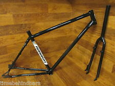 NEW COTIC ROADRAT CUSTOM BUT'D CROMOLY STEEL FRAME SET DISC CANTI SS GEARD SMALL