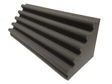 """Advanced Acoustics 3ft Wave Bass Trap 12"""" x 12"""" x 36"""" Studio Acoustic Treatment"""