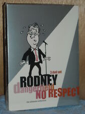 Rodney Dangerfield No Respect: The Ultimate Collection (DVD, 2004, 3-Disc Set)