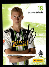 Marvin Schulz Autogrammkarte Borussia Mönchengladbach 2014-15 Original+A 179821
