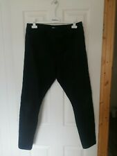 Ladies Pep&Co Black Jeggings Size 16