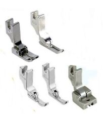 5 Presser Feet For Consew Singer  Juki industrial sewing mach. High Shank Feet