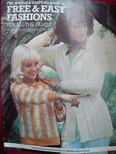 Vintage 1970 s Tricot & Crochet patterns Magazine