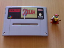 ► THE LEGEND OF ZELDA A LINK TO THE PAST Super Nintendo Snes PAL ESP ★★★