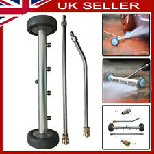 More details for pressure car undercarriage cleaner washer 16'' under body chassis road cleaning