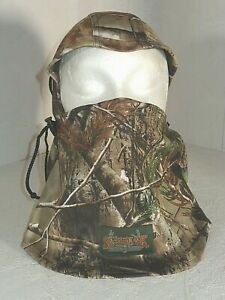 Nice ScentLok Face Mask Facemask Head Cover