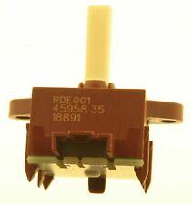 Selettore prog. +/- gradualmente forno da incasso 480121101146 Whirlpool Ignis