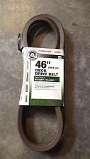 "MTD Troy Bilt Yard Machines Huskee Bolens 46"" Deck Drive Belt 954-0486A 754-0486"