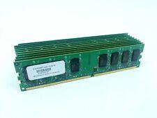 10x Bulk Job Lot Mixed Brand 2GB PC2-6400 DDR2-800 DIMM Desktop RAM