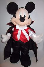 "Disney 22"" Vampire Dracula Mickey Greeter - Halloween Decor - Free Standing"