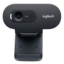 Logitech C270i 720P Webcam IPTV HD PC Mini Camera Built-in Microphone USB2.0
