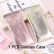 Fashion Sunglasses  Bag Leather Glass Case Pouch Portable Storage Cases