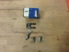 NOS Ford Ignition and Door Lock Kit for Bronco Galaxie Fairlane Mustang
