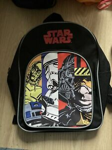 boys small backpack Star Wars