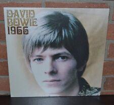DAVID BOWIE - 1966, Limited import LP BLACK VINYL New & Sealed!