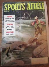 Sports afield Magazine Deer Special Bird Hunting MARCH 1958
