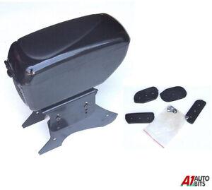 BLACK ARMREST CENTRE CONSOLE RENAULT SCENIC LAGUNA CLIO MEGANE CUP HOLDER