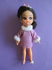 *** Vintage 1967 Hasbro Dolly Darling Powder Puff  Doll