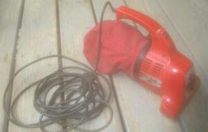 VTG Royal Dirt Devil Hand Vac Vacuum Cleaner Model #103 ~ TESTED & WORKING USA