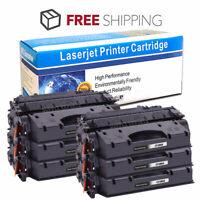 6PK High Yield CF280X 80X Toner Cartridge for HP LaserJet Pro 400 M401dw M425dw