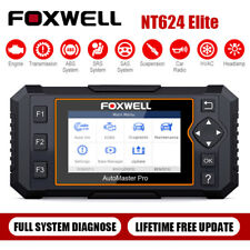 NT624 Elite Full System Auto OBD2 ABS SRS EPB Oil Reset Diagnostic Scanner Tool