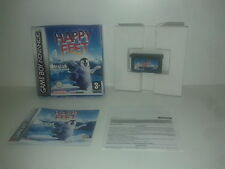 Happy Feet - Game Boy Advance complet  FAH