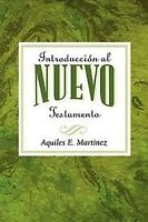 Introducción al nuevo testamento / Introduction to the New Testament, Paperba...