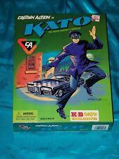 "Captain Action: Kato,Green Hornet'S Valet; 11"" Figure: 1998, Kb Toys Exclusive"