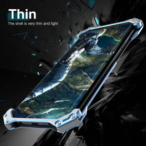 SHOCKPROOF METAL ALUMINIUM CASE COVER FOR SAMSUNG S10 S9 S8 S7 EDGE PLUS PROTECT