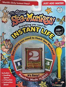 Amazing Live Sea Monkeys Original Instant Life Monkey 23231C