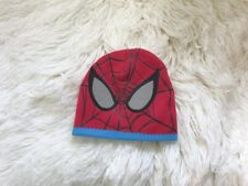 NEW Toddler Kids Baby Boys Spider Man Winter Knit Cap Hat, 6 mos to 3 years