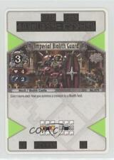2007 The Eye of Judgement Battle Card Game Base #075 Imperial Biolith Guard 2ic